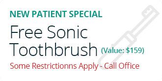 Free Sonic Toothbrush