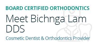 Board Certified Orthodontics