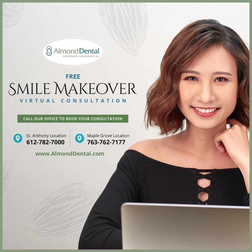 Smile Makeover - Almond Dental